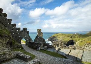 Tintagel Castle - Matthew Jessop - 01 July 2016